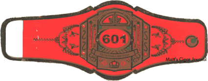 EO 601 Red Habano