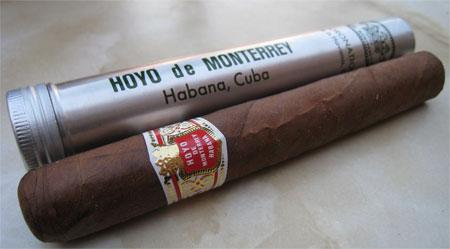 Hoyo de Monterrey Coronation Tubo