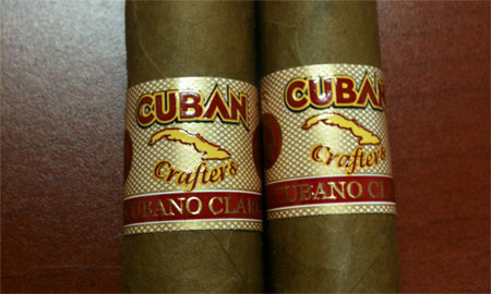 Cuban Crafters Cubano Claro