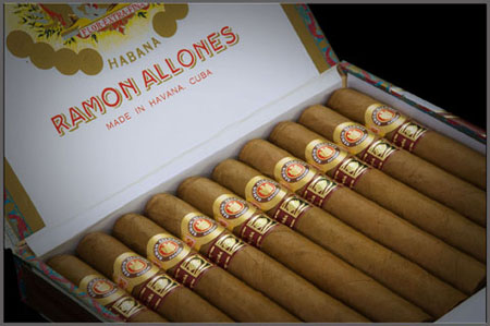 Superiores - new vitola from Ramon Allones