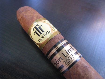 Trinidad Ingenios Limited Edition 2007