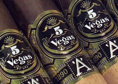 5 Vegas Series A