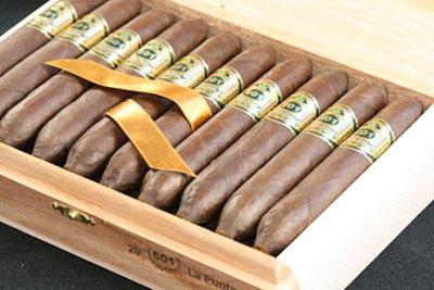 601 Habano Oscuro (Green Label) La Punta