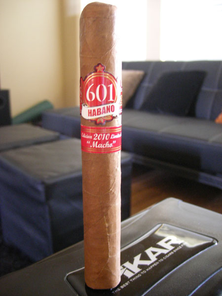 601 Habano Edicion Limitada 2010 Macho