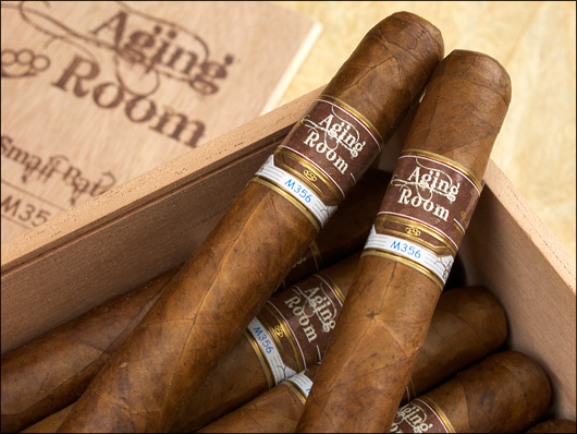 Four Facts About Aging Room Cigars