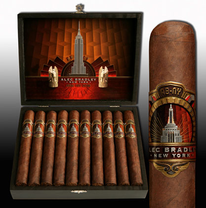 Cigar Release: Alec Bradley New York