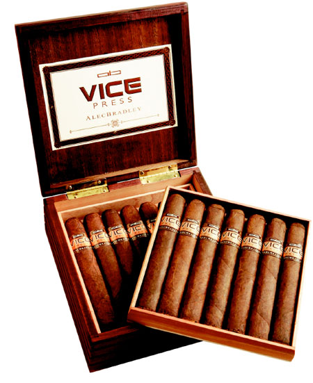Alec Bradley Vice Press