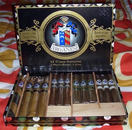 Arganese Cigars