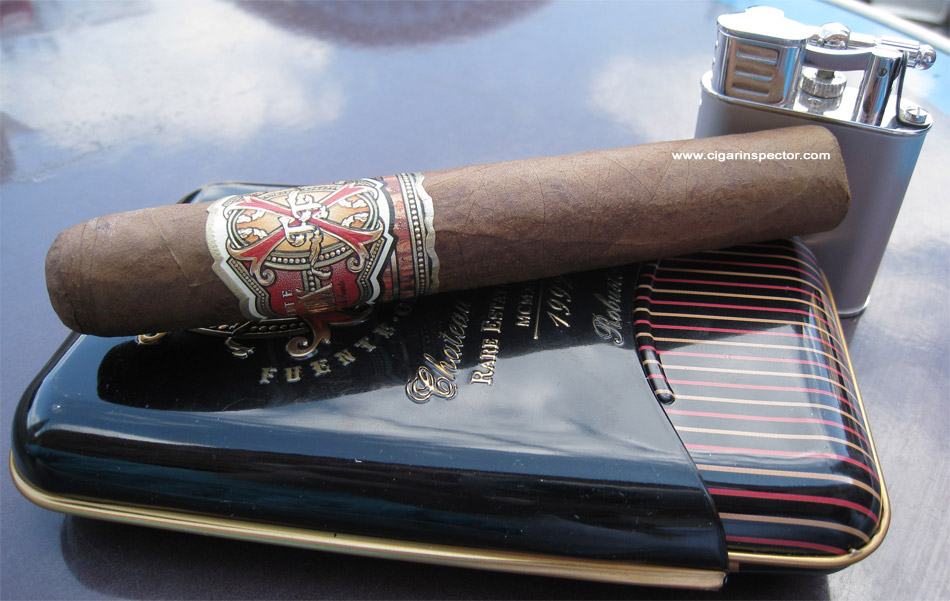 "Arturo Fuente Opus X ""A"" - most expensive cigars in the world"
