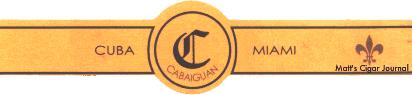 Cabaiguan band