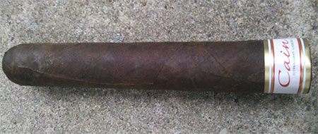 Cain Maduro Double Toro