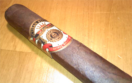 Cuban Stock Royal Selection Toro