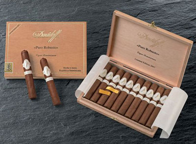 Davidoff Puro Robusto 2007 Limited Edition