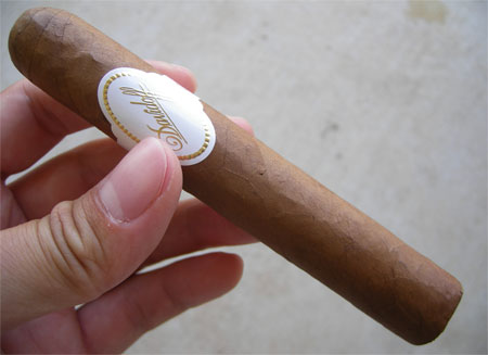 Davidoff Special R (new wrapper)