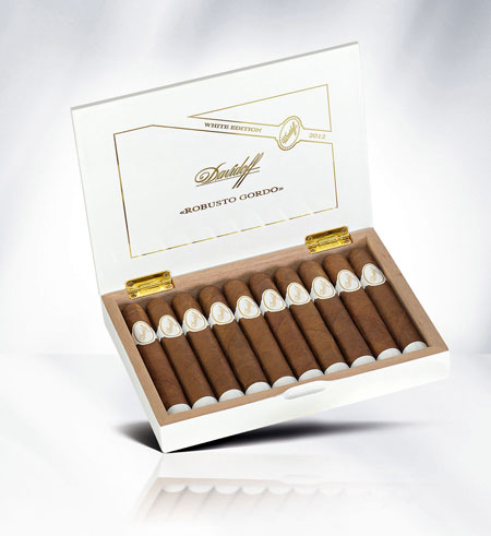 Davidoff White Edition 2012