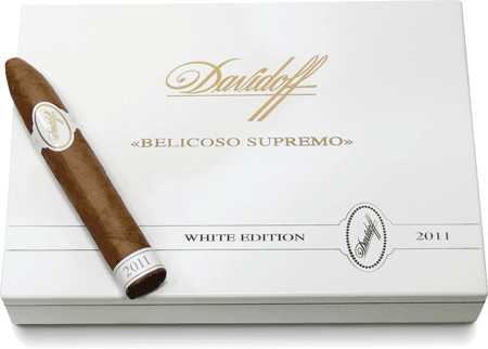 Davidoff White Edition 2011