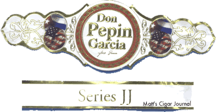Don Pepin Garcia Series JJ Sublime