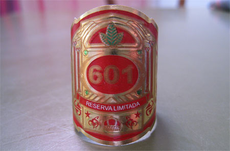 EO 601 Red Label (Habano) Toro
