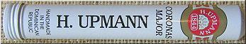 H. Upmann Coronas Major Tubo (Dominican)