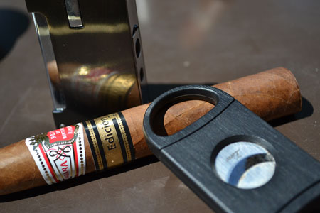 Hoyo de Monterrey Short Hoyo Piramides 2011 Limited Edition
