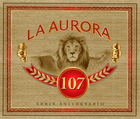 New Cigar Release: La Aurora 107