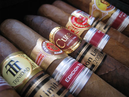 Limited Edition Gift Pack at TopCubans.com
