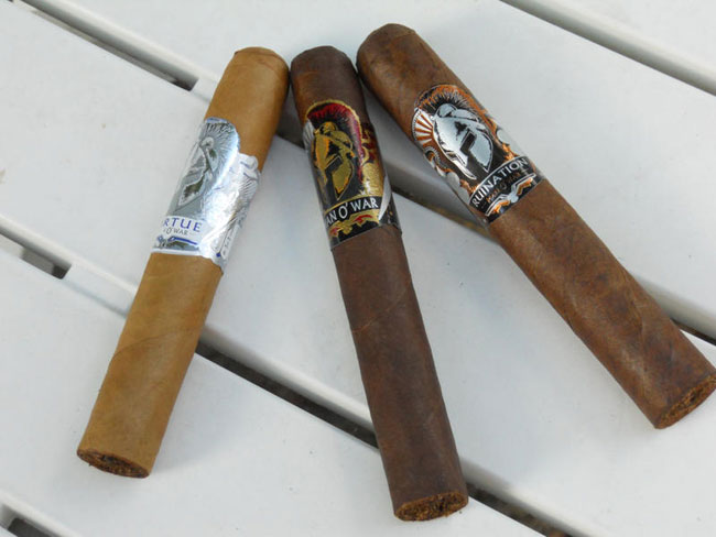 Man O'War cigars