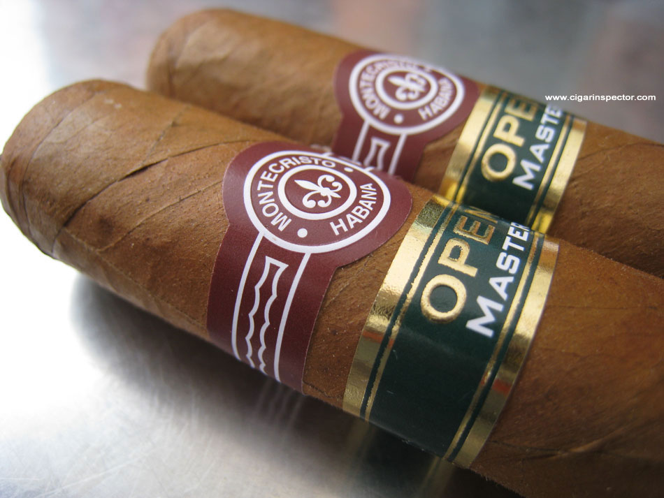 Montecristo Open Master Review @ Cigar Inspector