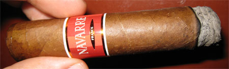 Le Navarre Short Robusto