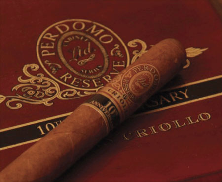 Perdomo 10th Anniverary Criollo
