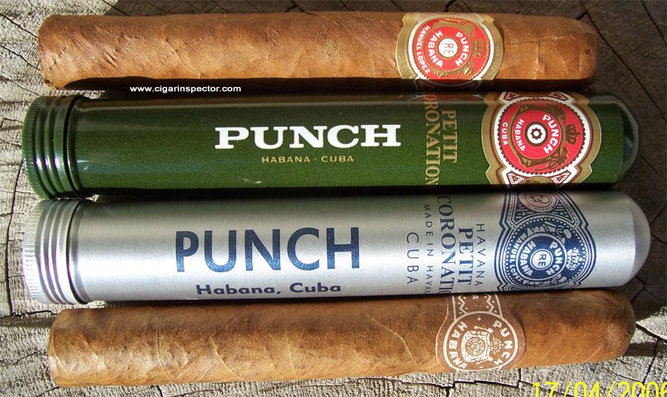 Punch Petit Coronations Review Cigar Inspector