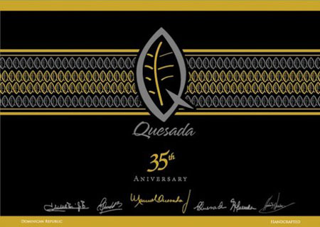 Quesada 35th Anniversary