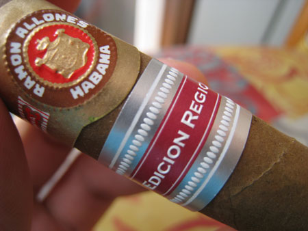 Ramon Allones Eminencia (Regional Edition Switzerland)