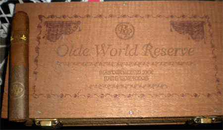 Rocky Patel Olde World Reserve Corojo Robusto