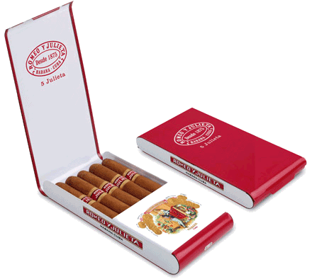 Romeo y Julieta Julieta: Habanos releases a cigar for women