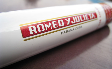 Romeo y Julieta No. 2 (Tubo)