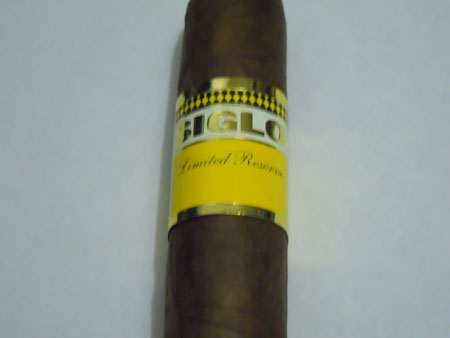 Siglo Limited Reserve III Lonsdale