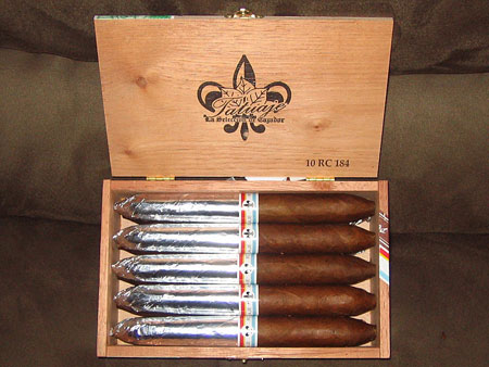 Tatuaje RC 184