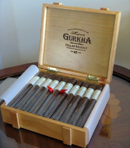 Gurkha Cellar Reserve Prisoner Churchill