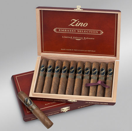 Zino Embassy Selection 2011