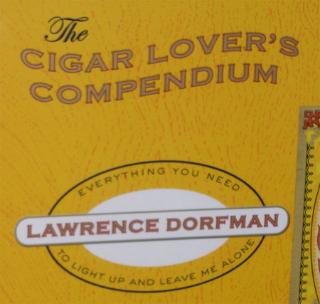 Cigar Lover's Compendium