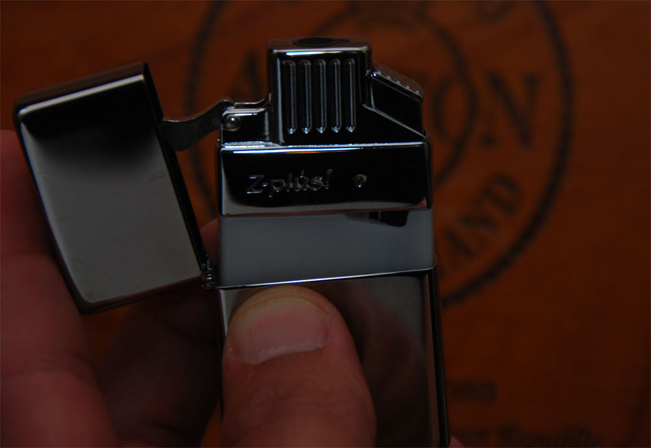 z plus torch flame zippo lighter insert review cigar inspector