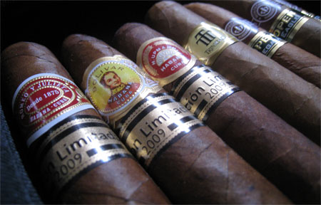 2009 Cuban New Releases Pack from TopCubans.com