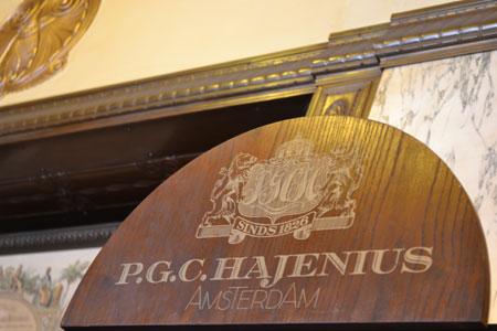 P. G. C. Hajenius