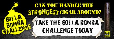 601 La Bomba Challenge