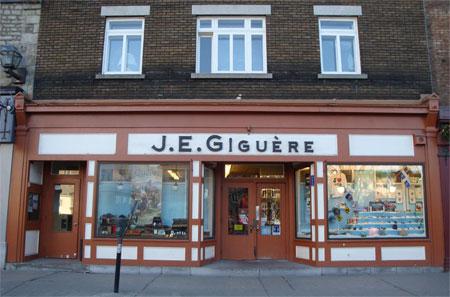 J.E Giguère