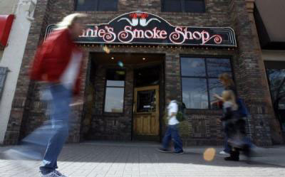 Utah's oldest smoke shop closes due to tax