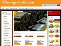 Cuban Cigars - Online