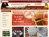 Emeersons Cigars