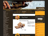 Perfect Cuban Cigars